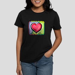 WB Grandma [Mandarin] Women's Dark T-Shirt
